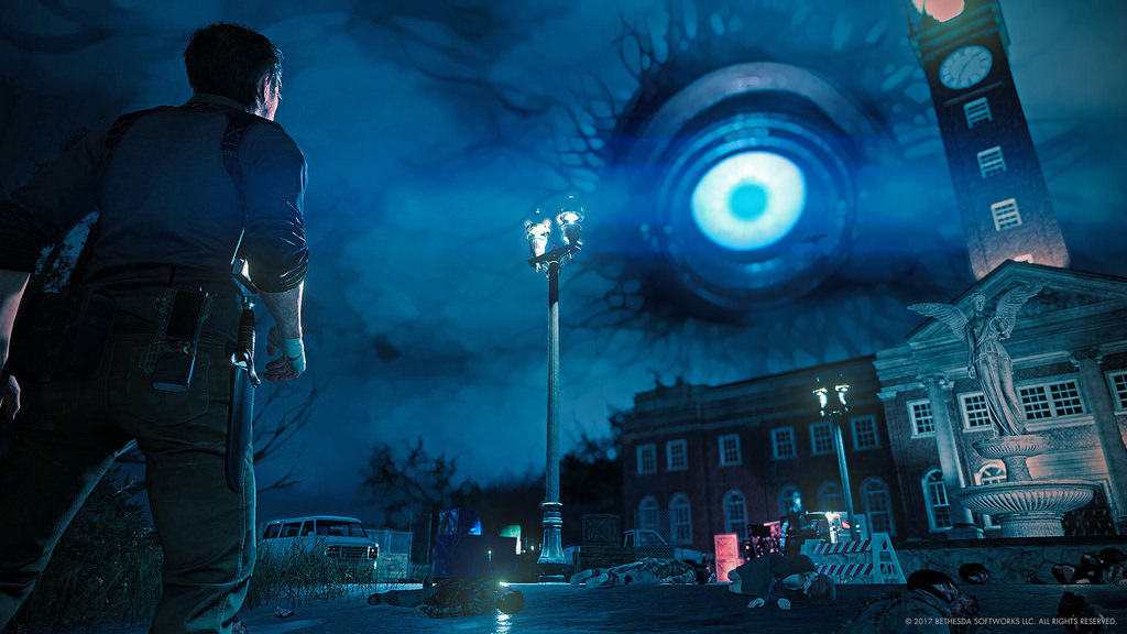 Video Game Review: The Evil Within 2