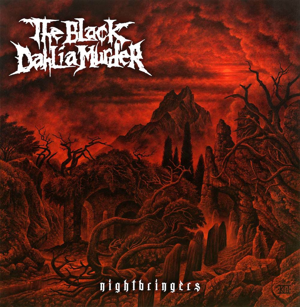 "Album Review: The Black Dahlia Murder – ""Nightbringers"""