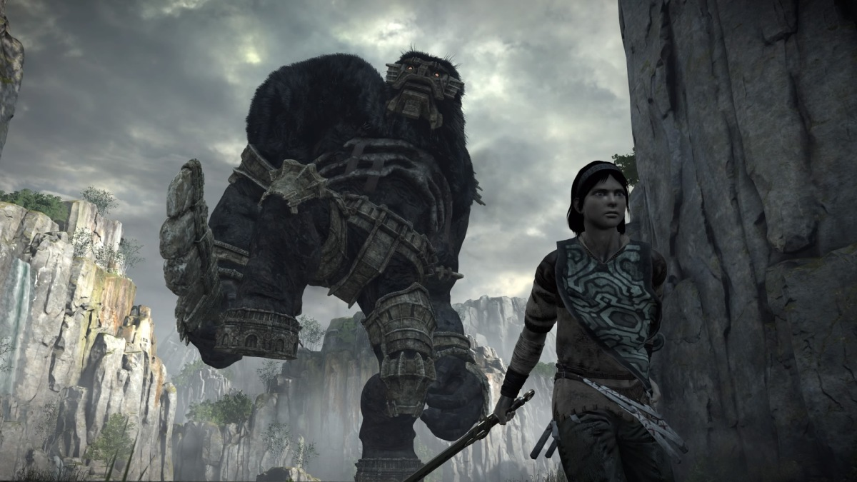 Video Game Review: Shadow of the Colossus Remake
