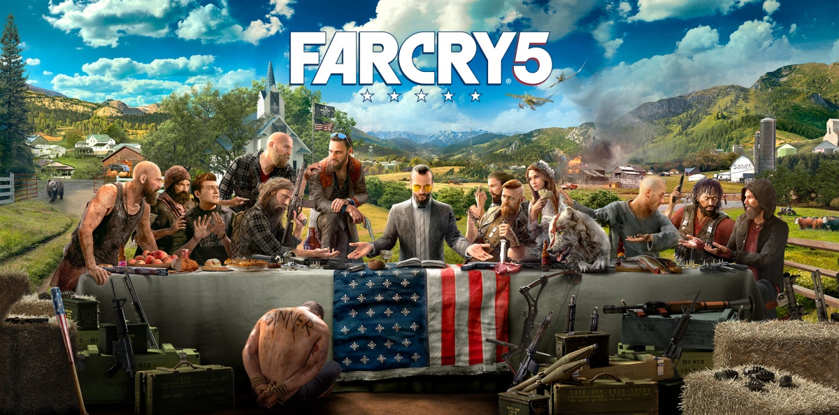 Video Game Review: Far Cry 5