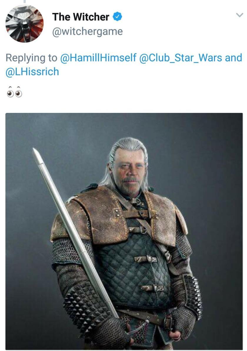 Witcher TV show #2