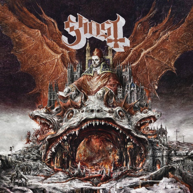 Album Review: Ghost – Prequelle