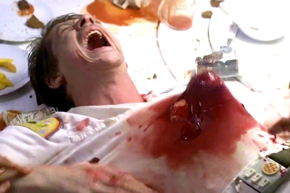 10 Shocking and Brutal Movie Moments