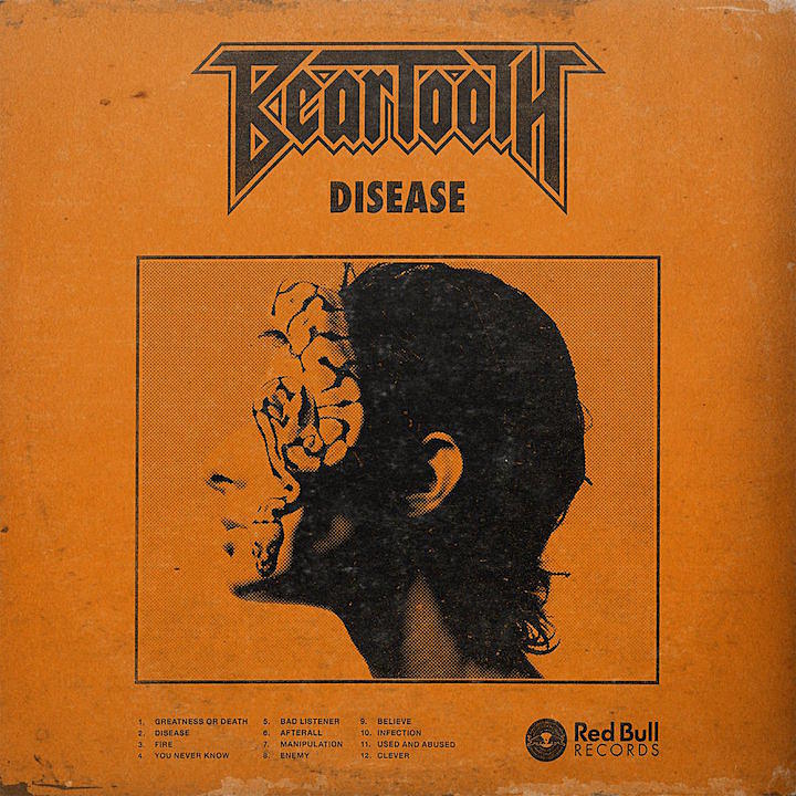 Album Review: Beartooth – Disease