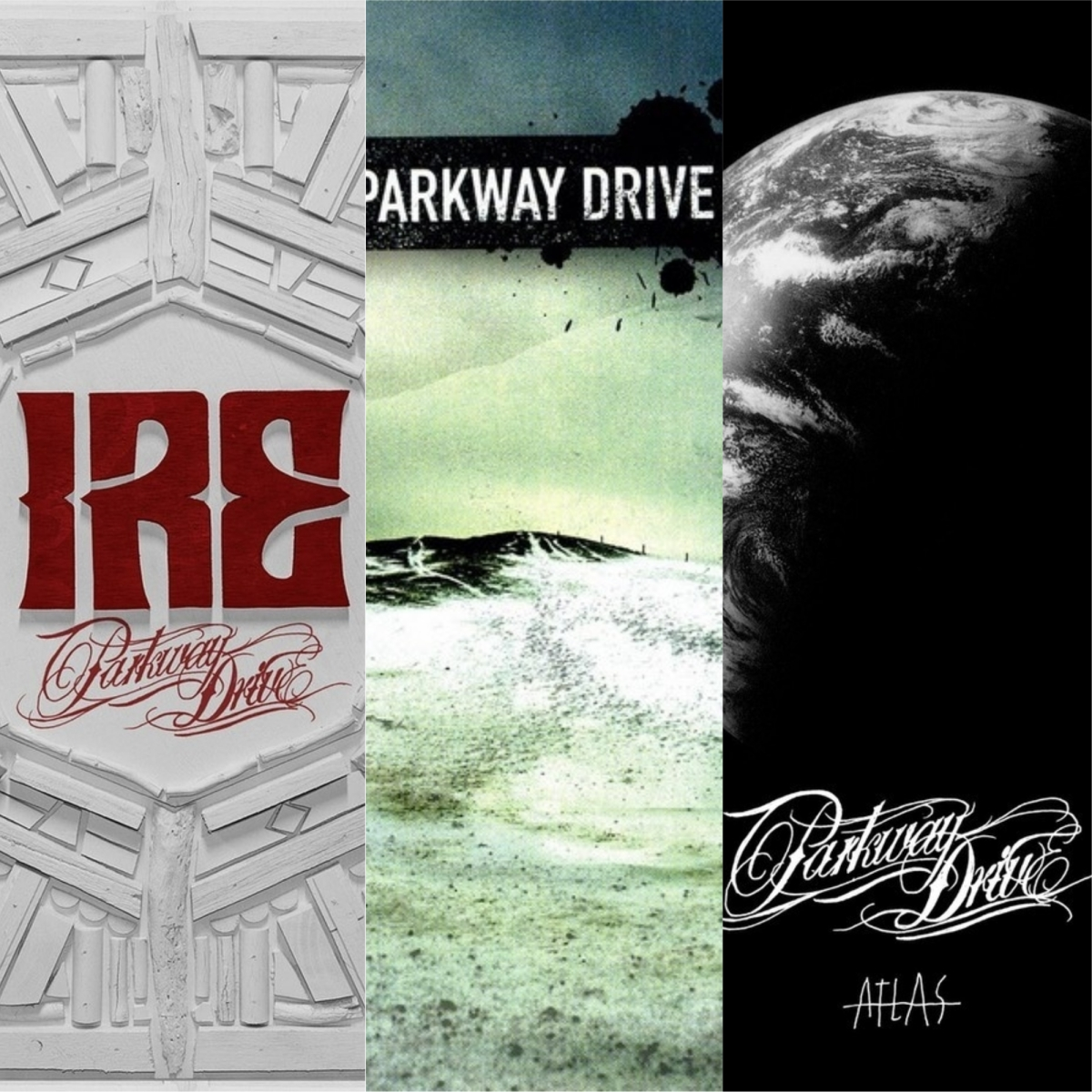 Ranking Every Parkway Drive Album from Worst toBest