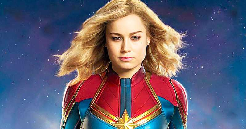 Trailer Impressions: CaptainMarvel