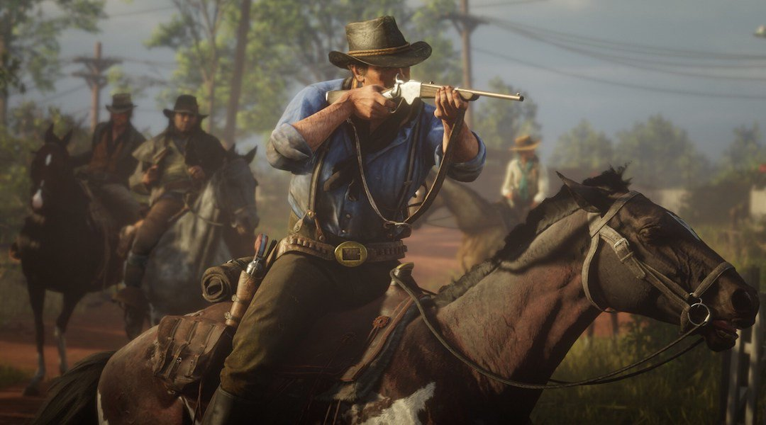 Trailer Impressions: Red Dead Redemption 2 Gameplay Trailer Part 2