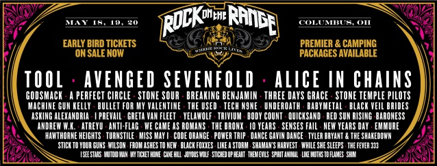 Rock on the Range is Ending and Announces a Replacement