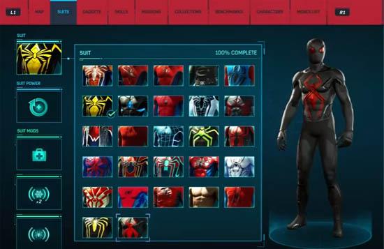 Best Costumes in Insomniac's Spider-Man Ranked Worst toBest