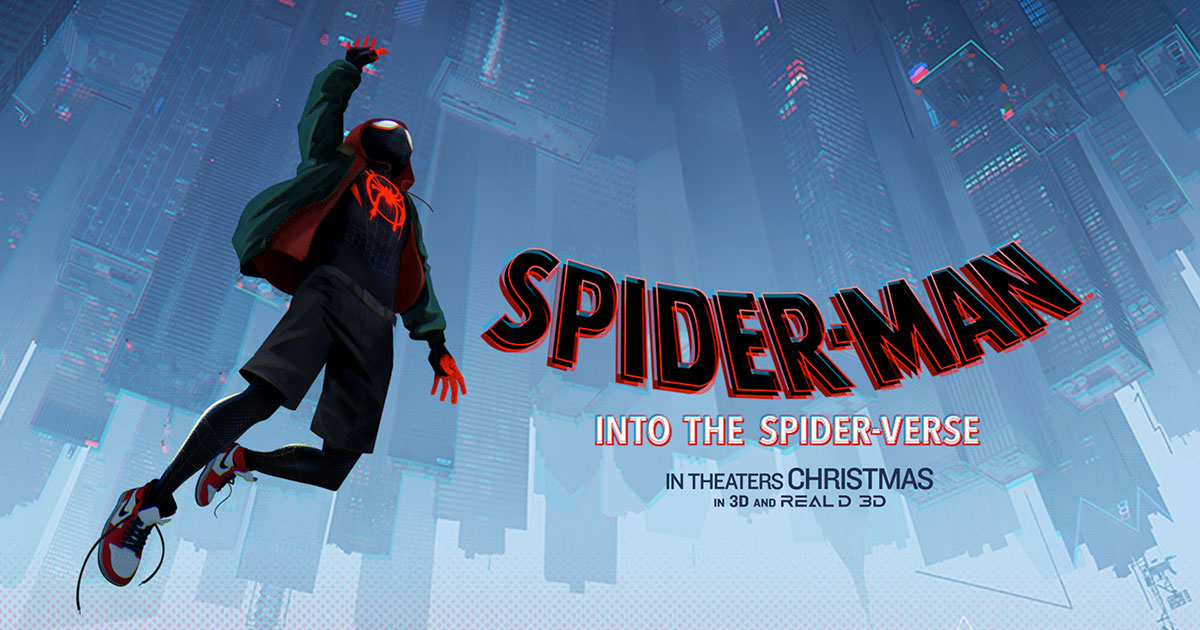 Movie Review: Spider-Man: Into theSpider-Verse