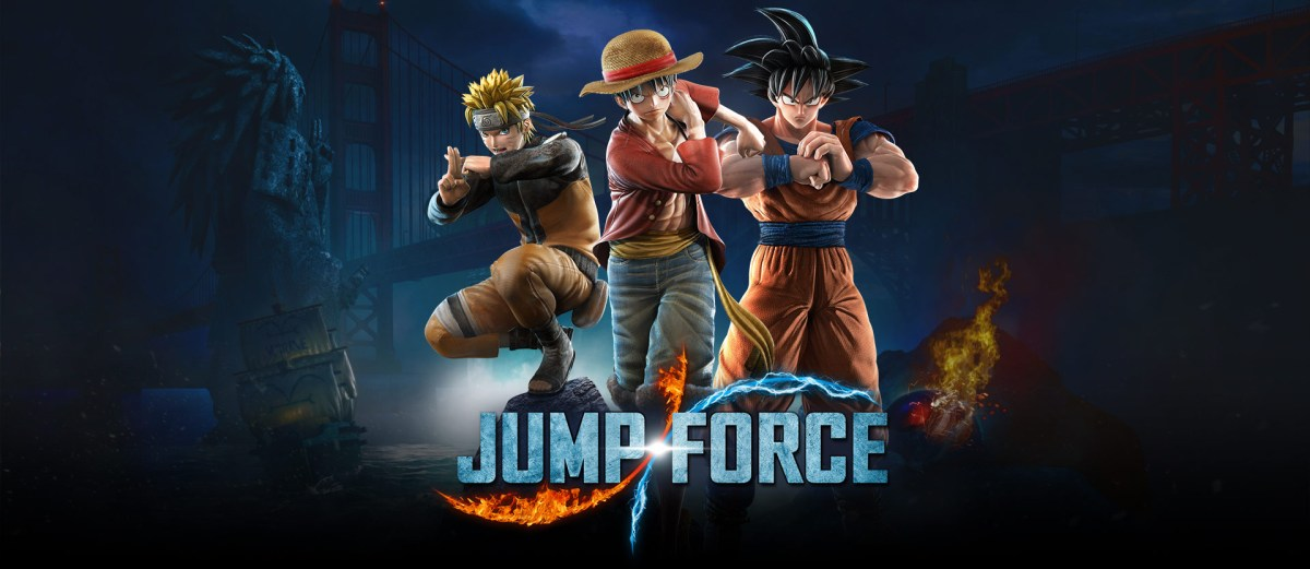 What We Know: JumpForce
