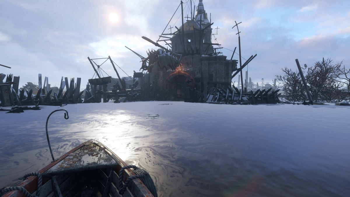 Video Game Review: Metro: Exodus