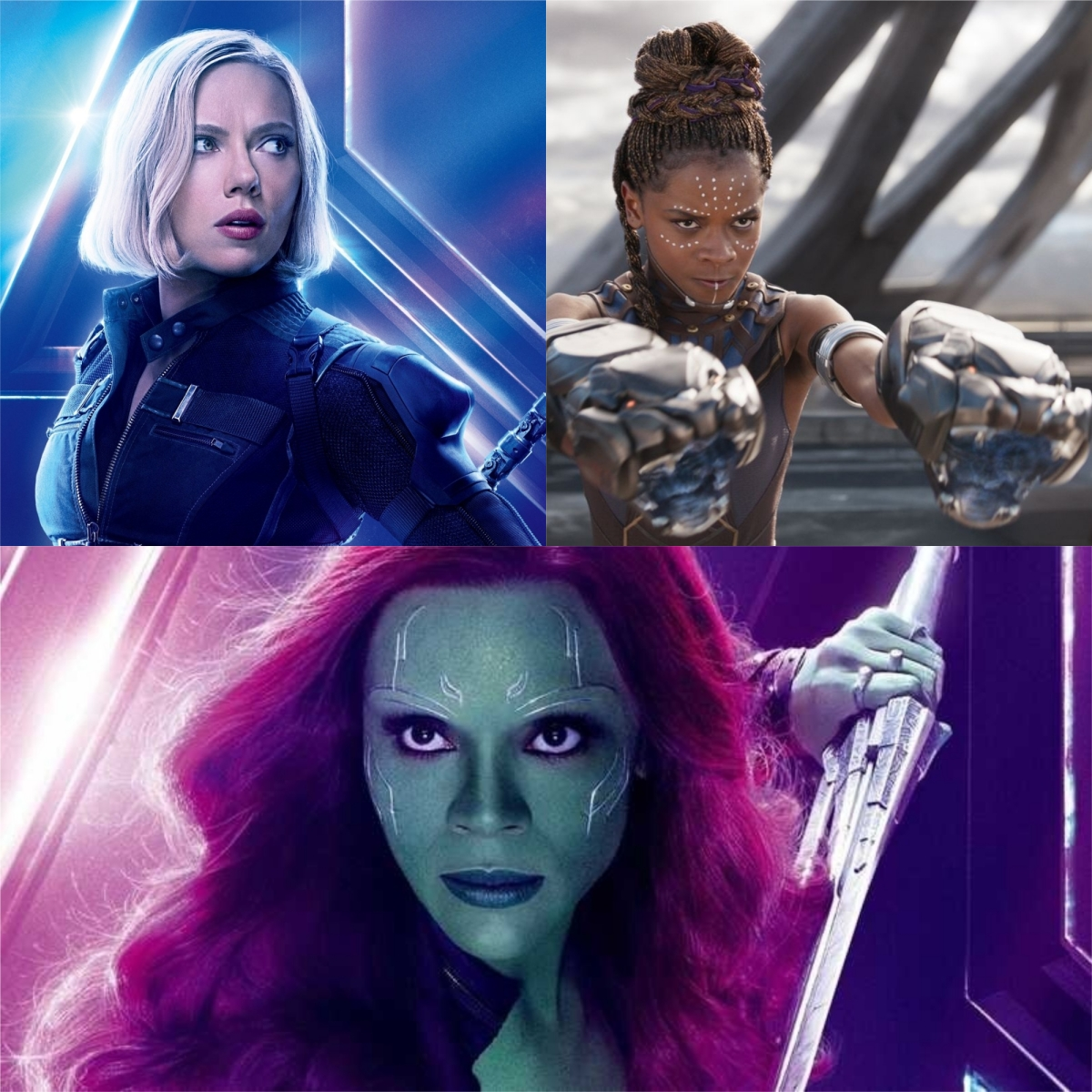 9 Best Women in the MCU (So Far)