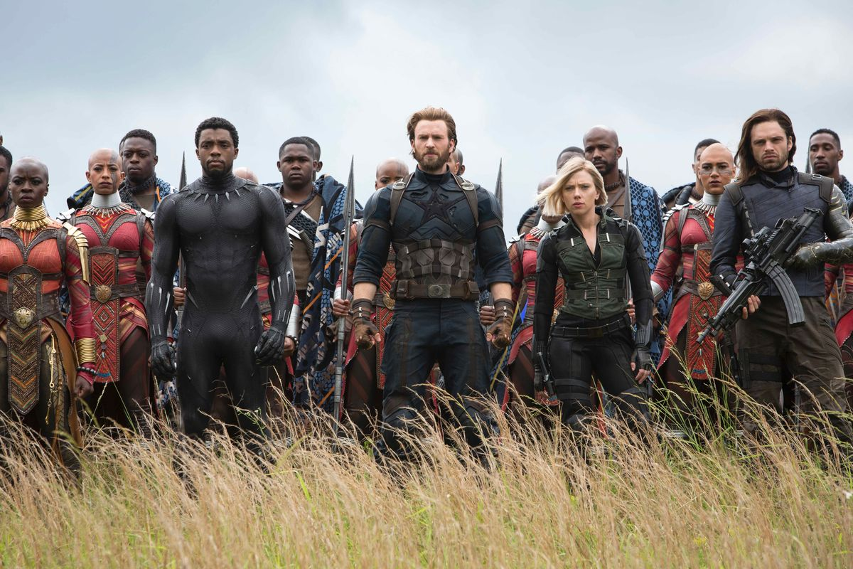 My Journey From Uncaring Bystander to Super Fan of the Marvel CinematicUniverse