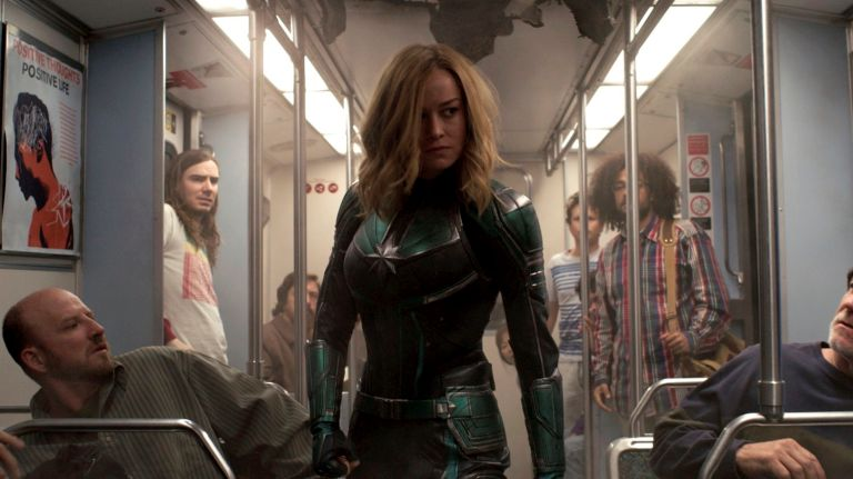 Movie Review: CaptainMarvel