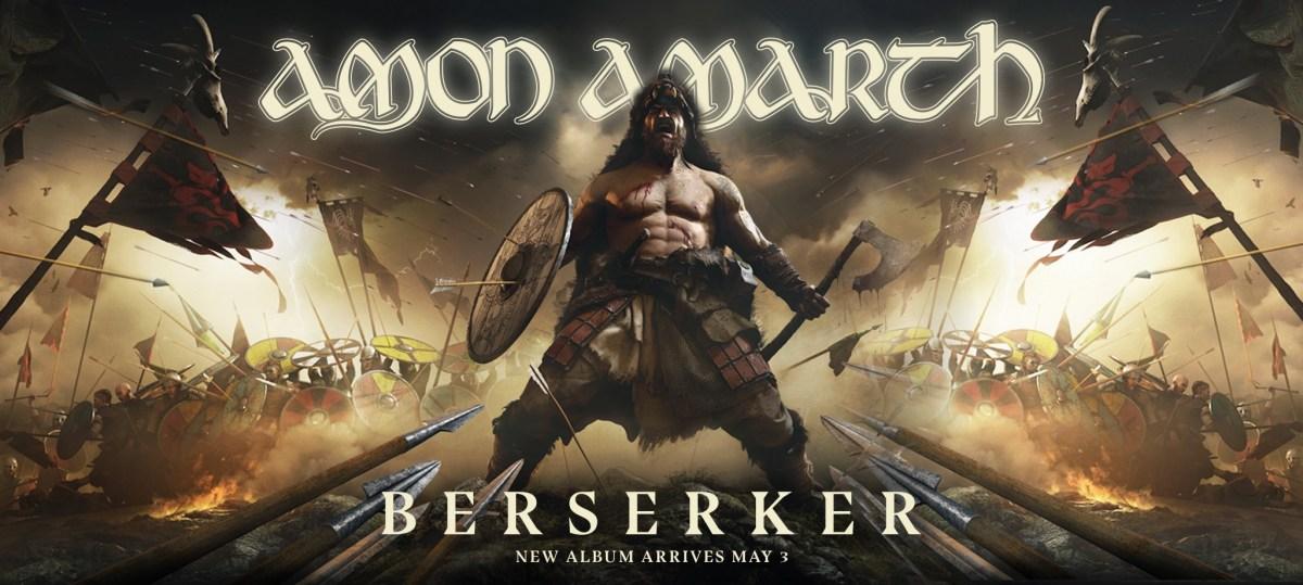 Album Review: Amon Amarth –Berserker