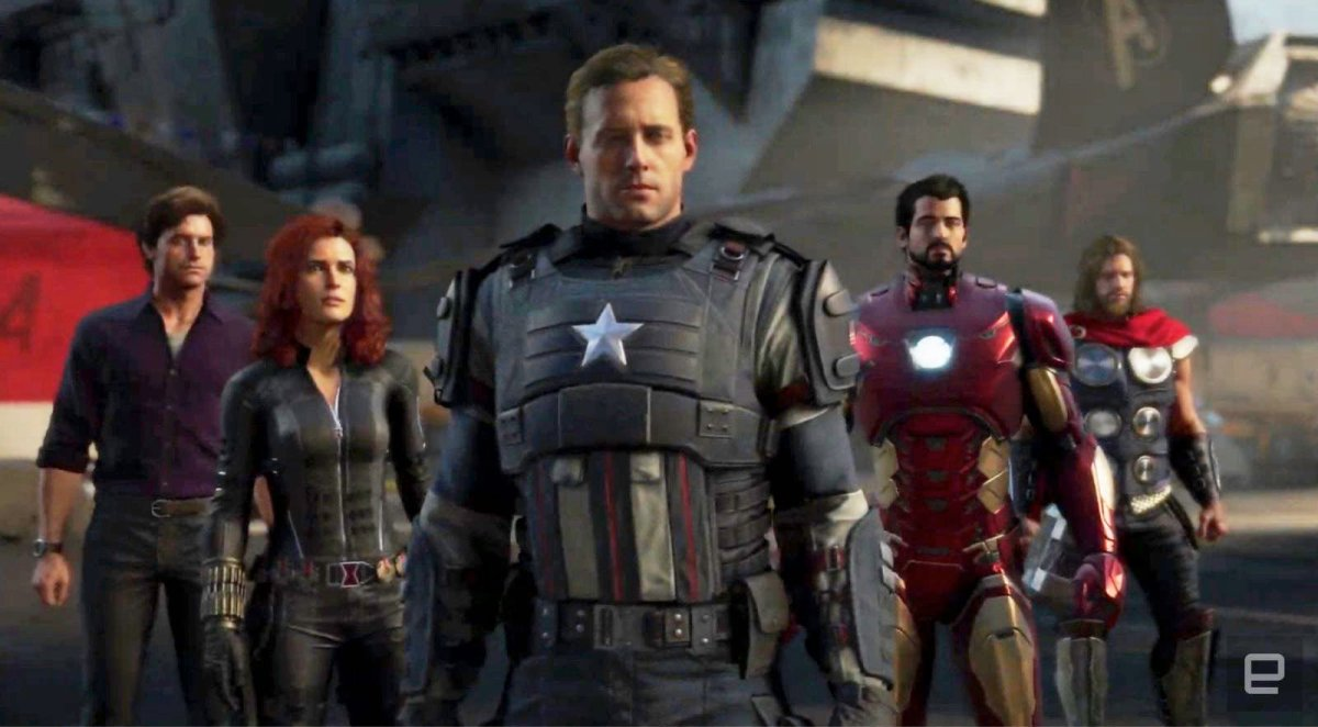 Marvel's Avengers – A-Day Prologue Gameplay RevealImpressions