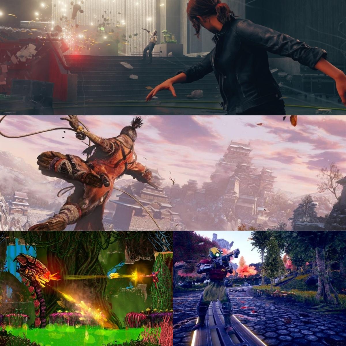 9 Best Video Games of2019