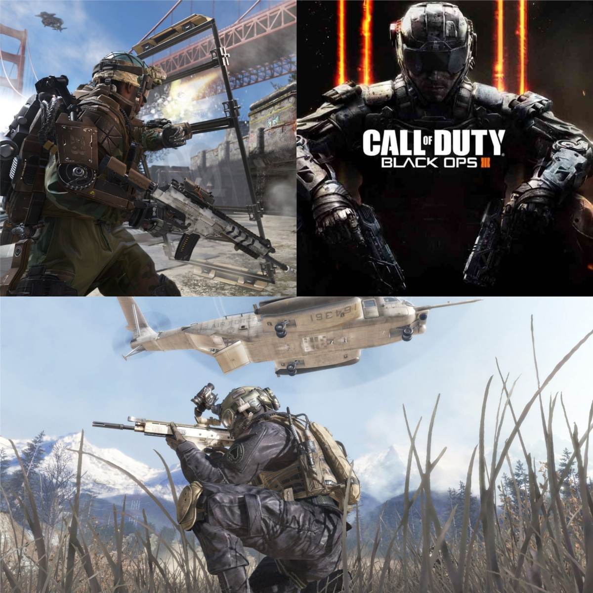 Every Call of Duty Ranked From Worst to Best According to Metacritic