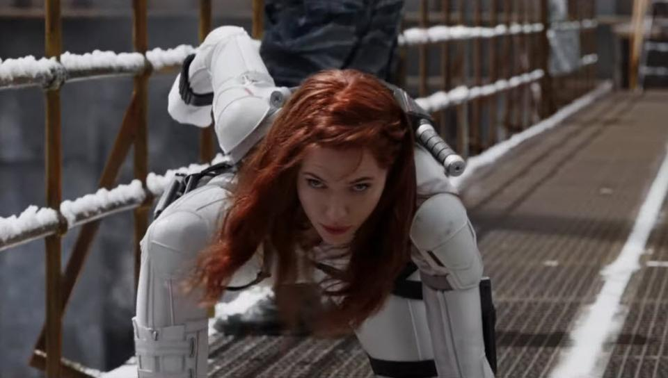 Trailer Impressions: Black Widow