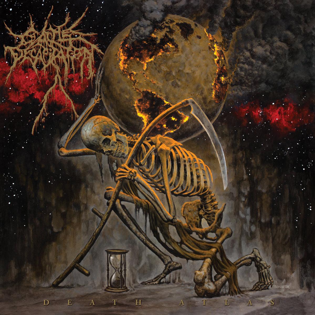 Album Review: Cattle Decapitation – DeathAtlas