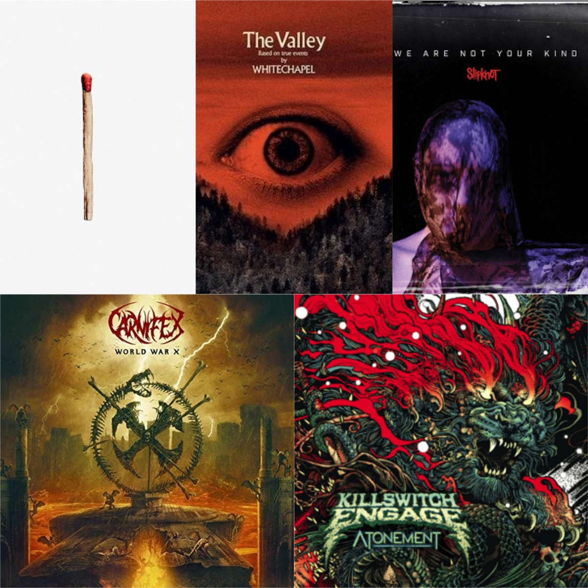 11 Best Rock and Metal Albums of2019