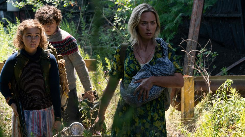 Trailer Impressions: A Quiet Place Part II