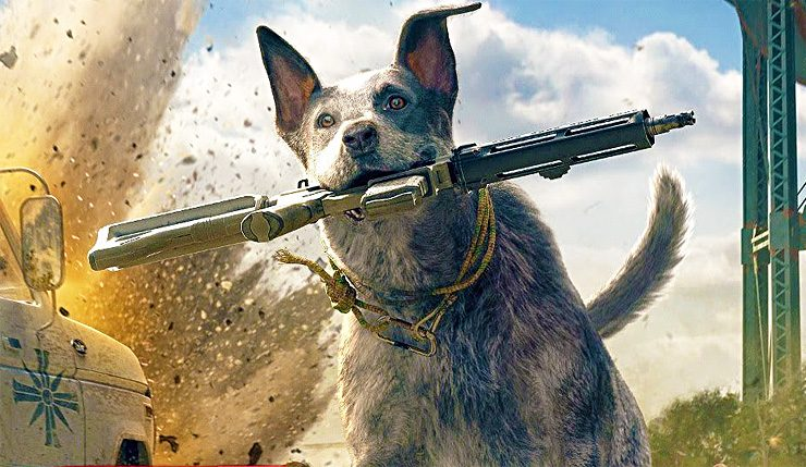 15 Games That Allow You to Pet Dogs