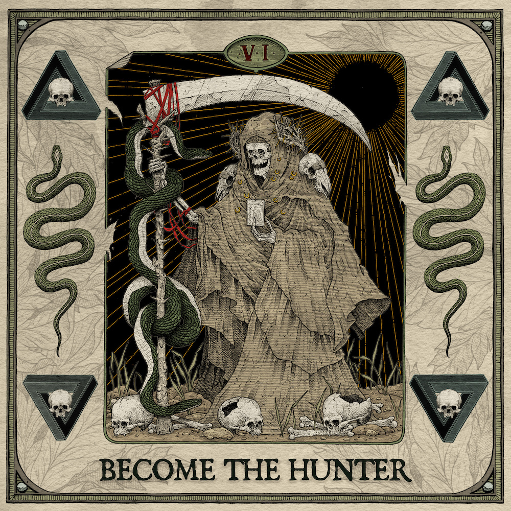 Album Review: Suicide Silence – Become the Hunter