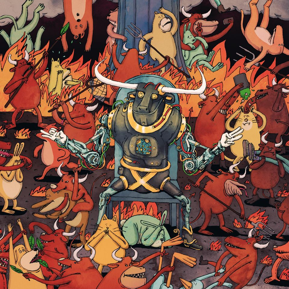 Album Review: Dance Gavin Dance – Afterburner
